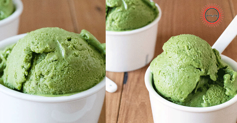 بستنی ماچا