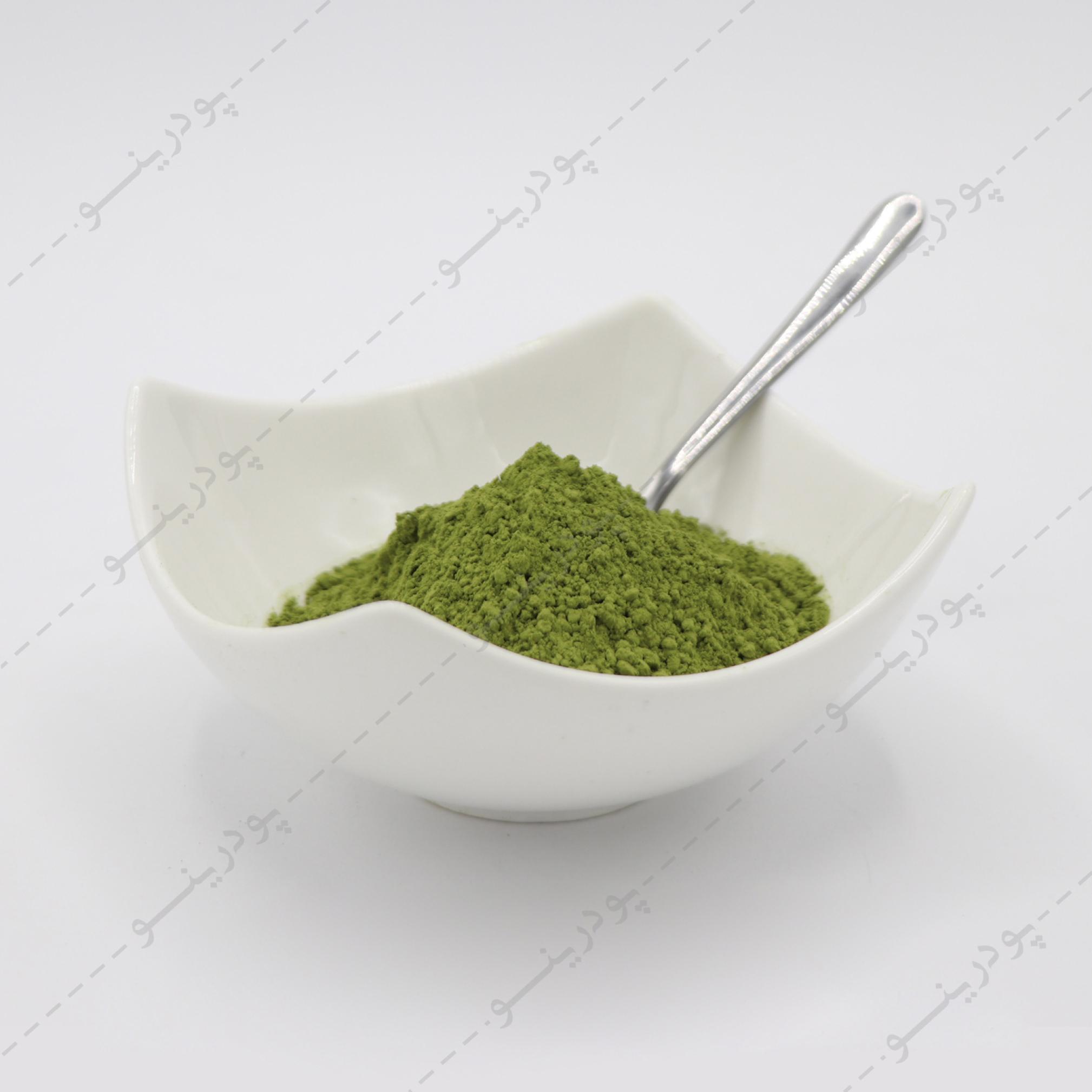 تشخیص چای ماچا اصل