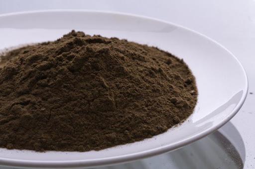 پودر چای سیاه