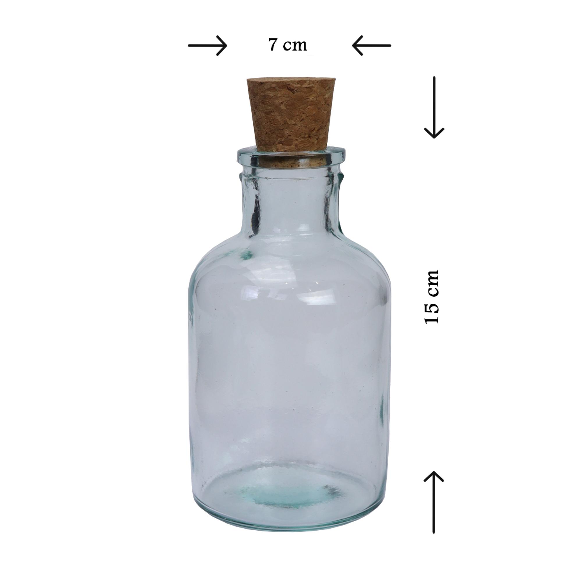 شیشه سرو ماچا
