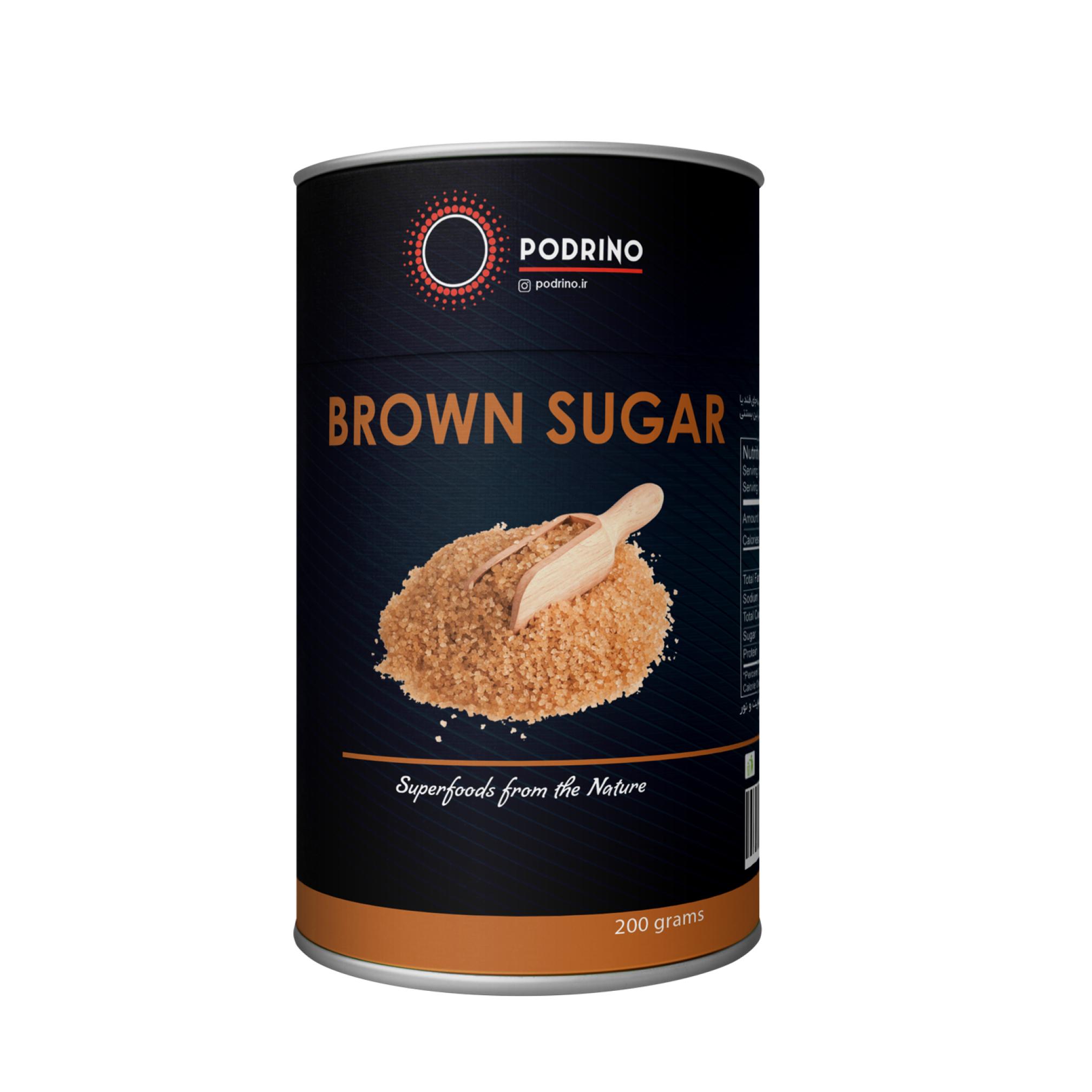 خرید شکر قهوه ای