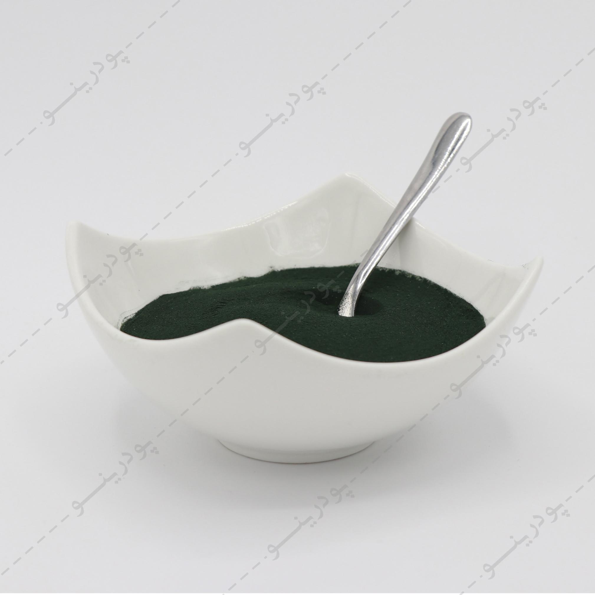 سپیرولینا یک نوع جلبک دریایی با رنگ سبز آبی می باشد که به دلیل خواص فراوان آن بسیار مورد توجه است. به گونه ای که ناسا در
